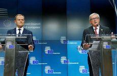 Ευρωπαϊκό αδιέξοδο για το προσφυγικό – Επιμένει ο Τουσκ, αιχμές από Γιουνκέρ