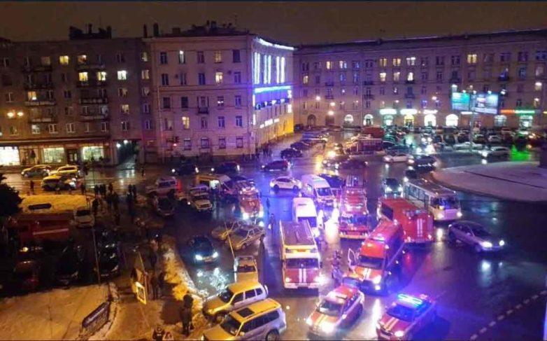 «Απόπειρα ανθρωποκτονίας» η έκρηξη σε σουπερμάρκετ στην Αγία Πετρούπολη, 10 τραυματίες