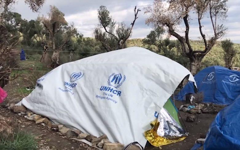 Αυτοψία του Human Rights Watch στους καταυλισμούς της Λέσβου – Η σκληρή πραγματικότητα