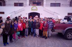 Στην Κιβωτό του Κόσμου με προσφορά το 2ο Δημοτικό Σχολείο Βόλου
