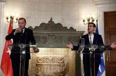 Τσίπρας σε Ερντογάν: «Η συνθήκη της Λωζάννης θεμέλιος λίθος στις σχέσεις μας»