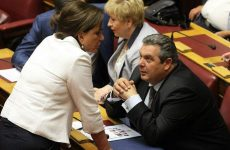 Νέος γύρος αντιπαράθεσης Καμμένου – Ντ. Μπακογιάννη για το Σκοπιανό