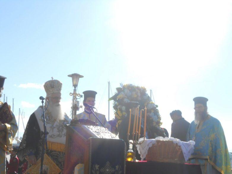 Με λαμπρότητα ο εορτασμός του Αγ. Νικολάου στο Βόλο