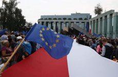 Διαδικασία κυρώσεων κατά της Πολωνίας κινεί η Ε.Ε. – με βέτο απειλεί η Ουγγαρία