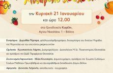 Παρουσίαση του νέου βιβλίου του Παναγιώτη Δημητρόπουλου  «Το χρυσαφένιο κουκούτσι»