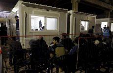 Επεισόδια και προσαγωγές στο hotspot ΒΙΑΛ της Χίου