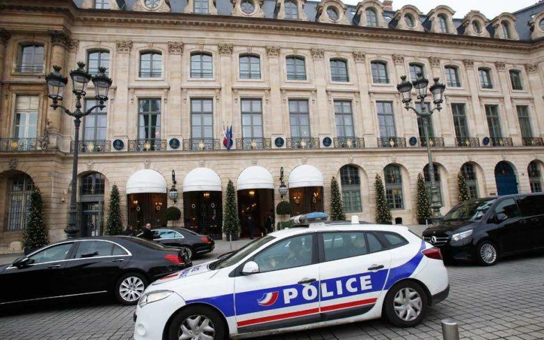 Ληστεία με λεία εκατομμυρίων ευρώ στο Ritz