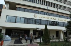 Αναρχικοί ανέλαβαν την ευθύνη για τους βανδαλισμούς στην Πρυτανεία του ΠΑΜΑΚ