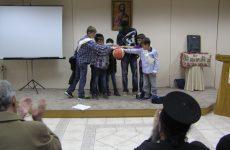 Τα παιδιά της «ΚΙΒΩΤΟΥ»  πρωταγωνιστές στην εκδήλωση του «ΕΣΤΑΥΡΩΜΕΝΟΥ»