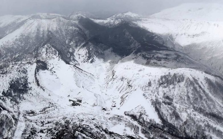 Ιαπωνία: Ενας νεκρός και 11 τραυματίες από ηφαιστειακή έκρηξη κοντά σε θέρετρο του σκι