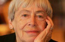 Απεβίωσε η Αμερικανίδα συγγραφέας Ούρσουλα Κ. Λε Γκεν, η «γιαγιά του Χάρι Πότερ»