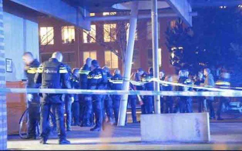 Πυροβολισμοί στο Αμστερνταμ, ένας έφηβος νεκρός