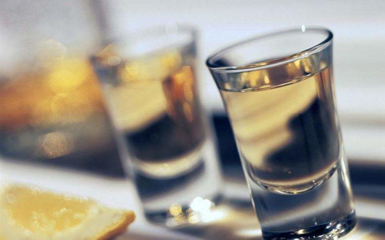 Έλεγχος σε αλκοολούχα ποτά