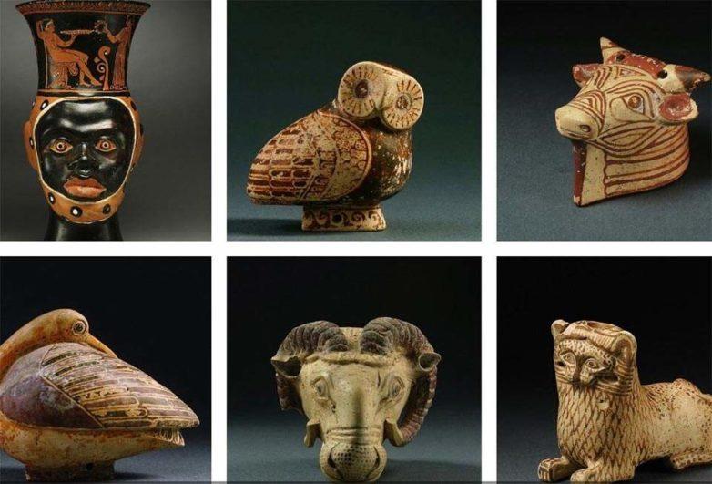 Λεηλατημένες ελληνικές αρχαιότητες εντοπίστηκαν σε σπίτι μεγιστάνα στη Νέα Υόρκη
