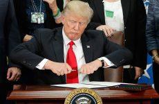 «Σαν μικρό παιδί» ο Τραμπ
