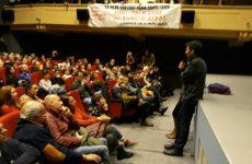 To ντοκιμαντέρ του Γιώργου Αυγερόπουλου για το νερό παρουσιάστηκε στο «Αχίλλειον»