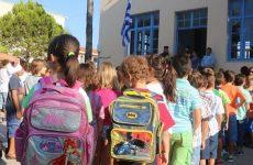 Από 2 έως και 18 Μαΐου οι εγγραφές στα Δημοτικά Σχολεία και στα Νηπιαγωγεία