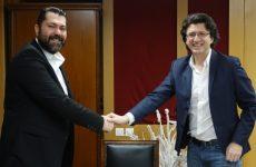 Μνημόνιο συνεργασίας μεταξύ της Γενικής Γραμματείας Δια Βίου Μάθησης και Νέας Γενιάς και της Γενικής Γραμματείας Ενημέρωσης και Επικοινωνίας