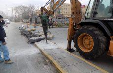 Προσωρινή διακοπή κυκλοφορίας σε Καρτάλη, Λαρίσης και Δερβενακίων
