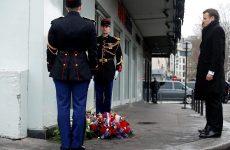 Η Γαλλία τιμά τα θύματα του Charlie Hebdo τρία χρόνια μετά την επίθεση