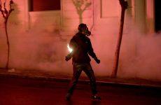 Μολότοφ σε εργοτάξιο του μετρό Θεσσαλονίκης – φωτιά σε δύο γερανούς