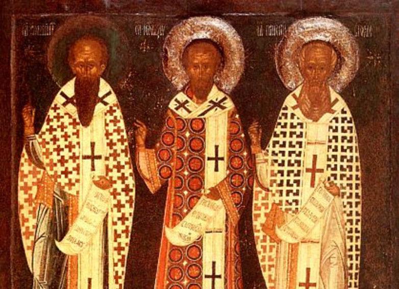 Οδηγίες για τον εορτασμό της θρησκευτικής εορτής των Τριών Ιεραρχών