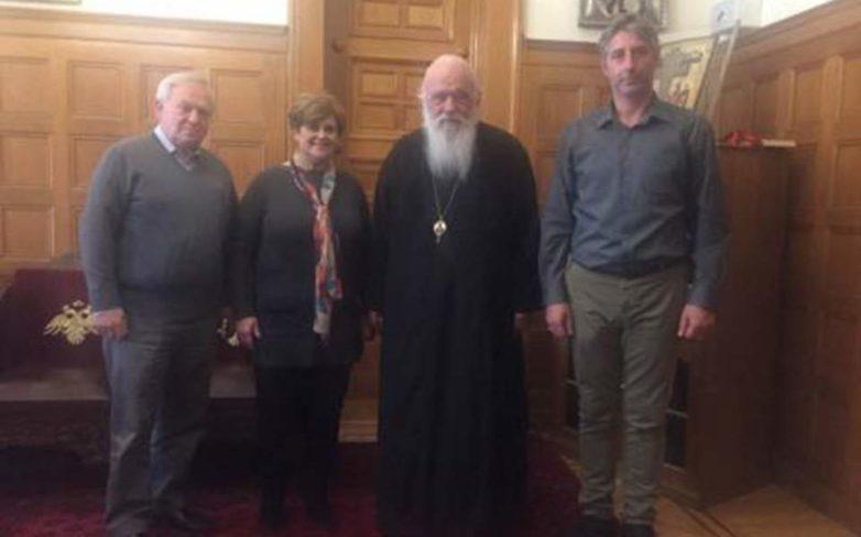 Ιερώνυμος: Η Εκκλησία θα συμμετάσχει στο συλλαλητήριο