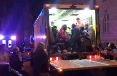Τέσσερις νεκροί από φωτιά σε ξενοδοχείο της Πράγας