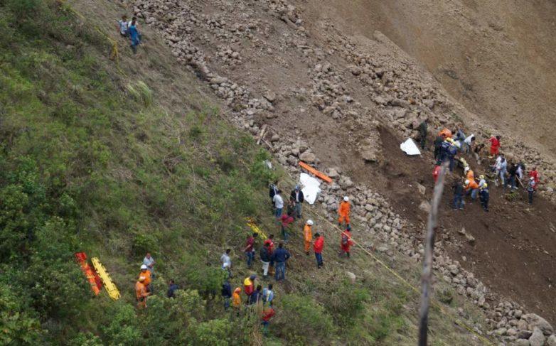 Κολομβία: Κατολίσθηση παρέσυρε λεωφορείο – Τουλάχιστον 13 νεκροί