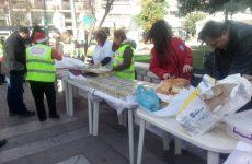 Το πρωτοχρονιάτικο τραπέζι έστρωσε η Κουζίνα Αλληλεγγύης
