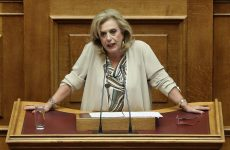 Στην ΚΟ του ΣΥΡΙΖΑ εντάσσεται η βουλευτής Θεοδώρα Μεγαλοοικονόμου