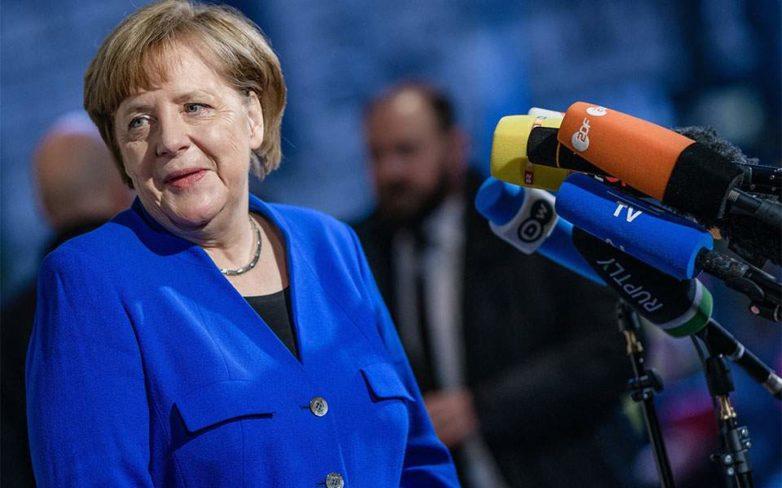Συμφωνία Μέρκελ – Σουλτς για σχηματισμό κυβέρνησης στη Γερμανία