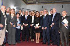 Απονεμήθηκαν τα δημοσιογραφικά βραβεία του Ιδρύματος «Μπότση»