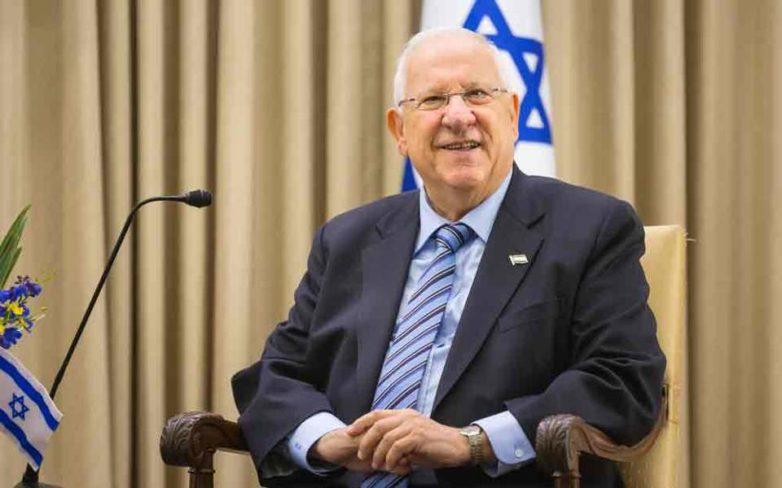 Στην Αθήνα ο πρόεδρος του Ισραήλ Ρούβεν Ρίβλιν
