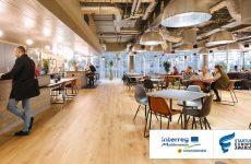 Η έννοια του co-working space & βράβευση Startup Europe Awards