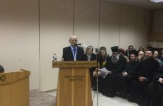 Οι προστάτες της Ελληνικής Παιδείας τιμήθηκαν στον Βόλο