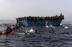 Μειωμένες κατά 83% οι προσφυγικές ροές προς την Ελλάδα το 2017
