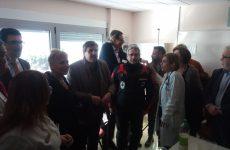 Συνάντηση υπουργού Υγείας Α. Ξανθού με ΟΕΝΓΕ