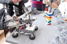 Οι Διαγαλαξιακοί Αργοναύτες στον τελικό Πανελληνίου Διαγωνισμού Εκπαιδευτικής Ρομποτικής