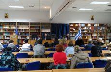 Ξεκίνησε ο κύκλος ομιλιών «Εισαγωγή στη Λαογραφία»  για το Λαϊκό Πολιτισμό