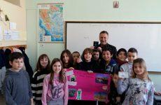 Project γνωριμίας από μαθητές για το έργο του Βολιώτη της διασποράς Ν. Αλεξίου