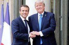 Στον Λευκό Οίκο ο Εμανουέλ Μακρόν στις 24 Απριλίου