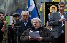 Στην αντεπίθεση ο Μίκης Θεοδωράκης για το συλλαλητήριο