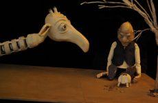 Κουκλοθέατρο:  «Καμηλοπάρδαλη»