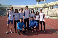 Στο Πανελλήνιο Πρωτάθλημα στο ΣΕΦ το τμήμα στίβου της Νίκης Βόλου