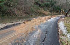 Συνεχίζονται οι εργασίες αποκατάστασης του οδικού κυκλώματος Πηλίου