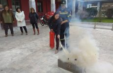 Σεμινάριο Πυροπροστασίας για τους εργαζόμενους  των ΠΕΜΣ