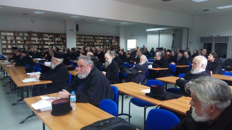 Το έργο στους ΡΟΜΑ του Δενδροποτάμου παρουσιάστηκε στην Ιερατική Σύναξη της Μ. Δημητριάδος
