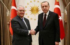 Στέιτ Ντιπάρτμεντ: «Παραγωγική» η συζήτηση Τίλερσον-Ερντογάν