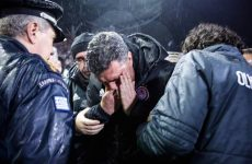 Επεισόδια μεταξύ οπαδών και αστυνομίας στην Τούμπα